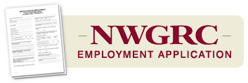 NWGRC Employment Application