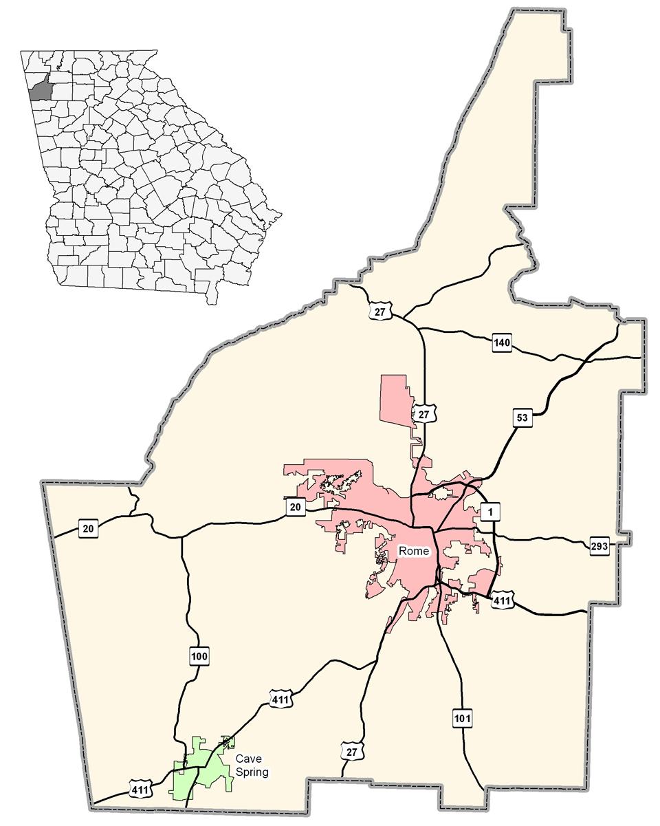 Floyd County | Northwest Georgia Regional Commission on