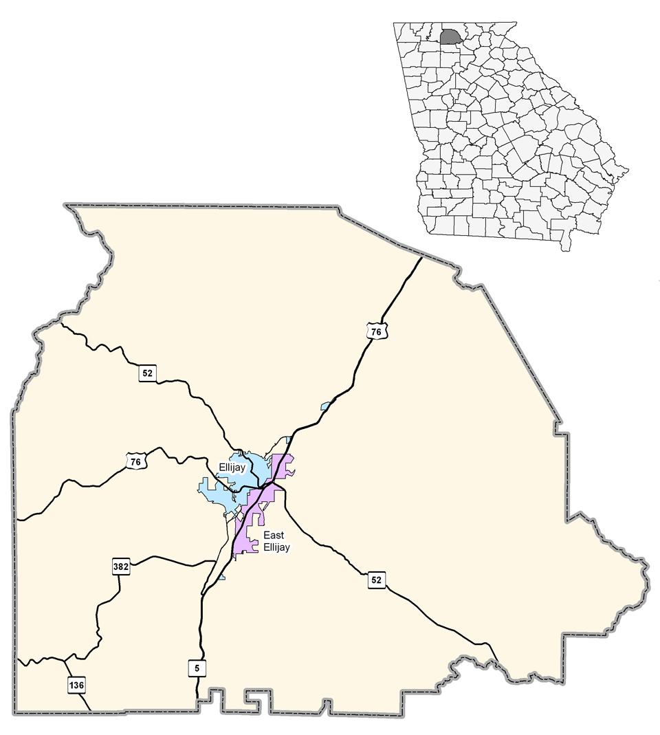 Gilmer County | Northwest Georgia Regional Commission