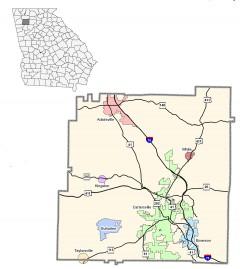 Bartow County