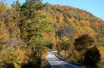 Hwy 282 During Fall